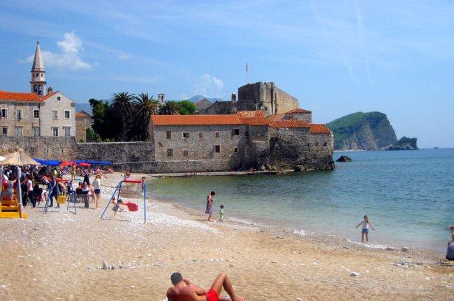 Czarnogóra  - Lato 2020